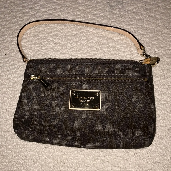 Real Michael Kors mini purse